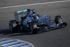 Motorsports: FIA Formula One World Championship 2015, Test in Jerez
