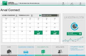 Arval_Smart_Experience_ARVAL CONNECT_Calendario consegne