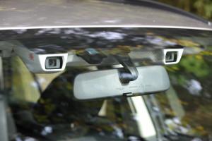 EyeSight stereo camera Euro High
