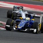 TEST BARCELLONA F1/2015