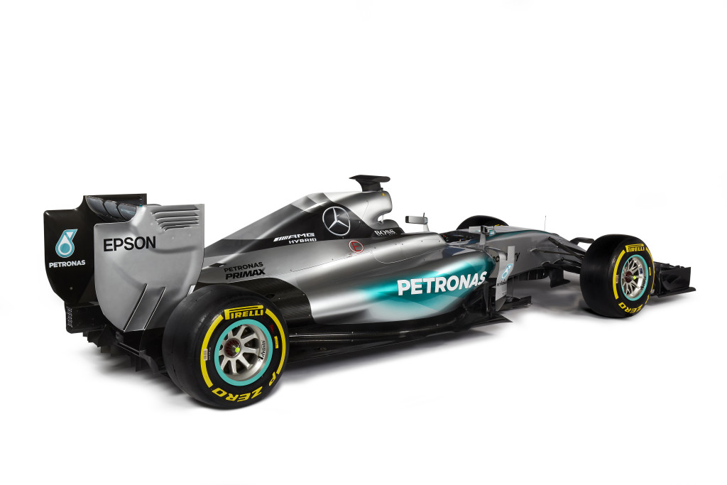 For The Second Consecutive Season, MERCEDES AMG PETRONAS Will Be The Only  Front Running Team On The Grid To Field An Unchanged Driver Line Up.