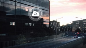 Slippery Road Alert technology by Volvo Cars