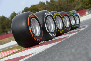 2015 Pirelli tyre range - 1