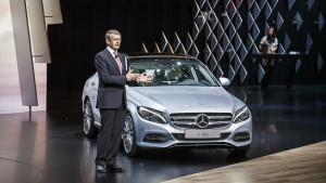 Mercedes-Benz at the Geneva International Auto Show 2015