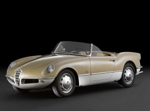 VCLs2015_Lopresto Collection_Giulietta Bertone spider_17