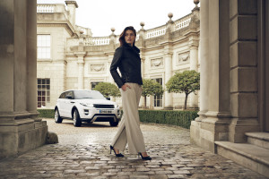 Womens Range Rover - Ratio Asymmetric  Wax Jacket (1)