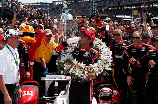 2015 IndyCar Indy 500 Race