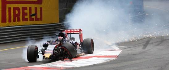 Monaco Grand Prix, Monte Carlo 20 - 24 May 2015