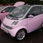 2015 Simply Pink - Smart car