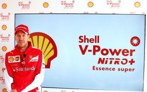 Shell at the Canadian F1 Grand Prix