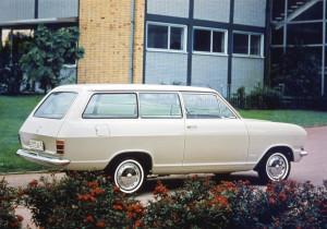 Opel Kadett B CarAvan