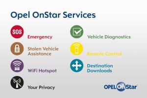 Opel Insignia with Opel OnStar