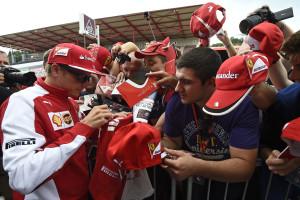 GP BELGIO F1/2015 kimi