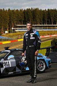 Porsche Mobil 1 Supercup Spa Francorchamps: Patrick Dempsey (USA)