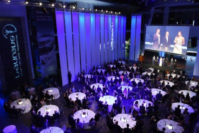 Laureus Charity F1 Night