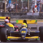 GP Messico F1 1992 – Archivio Minardi Team