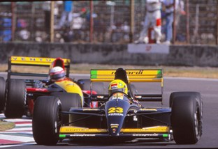 GP Messico F1 1992 - Archivio Minardi Team
