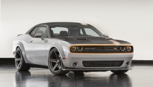 Dodge Challenger GT AWD Concep4t