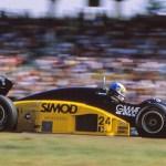 1986-07-27-GP-Germania_Minardi_Nannini1