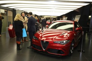 Showroom Alfa Romeo 2