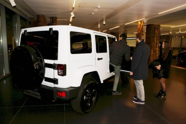 Showroom Jeep