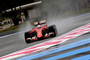 TEST PRE CAMPIONATO F1/2016 - LE CASTELLET