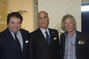 Alessandro Casali, Angelo Sticchi Damiani, Arturo Merzario