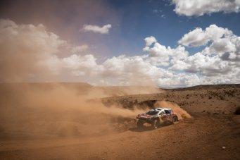 Dakar è la volta di Carlos Sainz 2