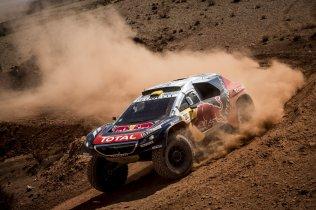 Dakar è la volta di Carlos Sainz 3
