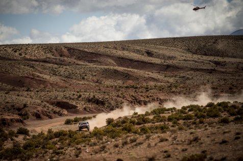 Dakar è la volta di Carlos Sainz 6