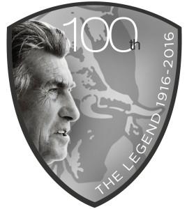 logo Ferruccio Lamborghini 100 Anniversary