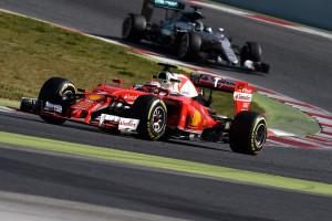 TEST PRE CAMPIONATO F1/2016 - T2 - BARCELLONA (SPAGNA)