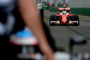 GP AUSTRALIA F1/2016 vettel