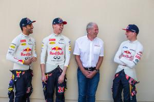 Daniel+Ricciardo+Max+Verstappen