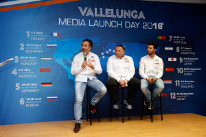 AUTOMOBILE: ITALY - VALLELUNGA TEST  WTCC - 02/03/2016 TO 03/03/2016