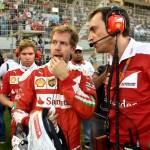 GP BAHRAIN F1/2016 vettel