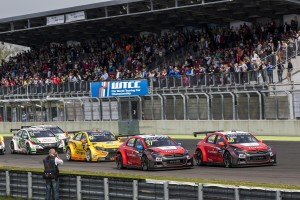 AUTOMOBILE: SLOVAKIA - SLOVAKIA RING - WTCC - 15/04/2016 TO 17/04/2016