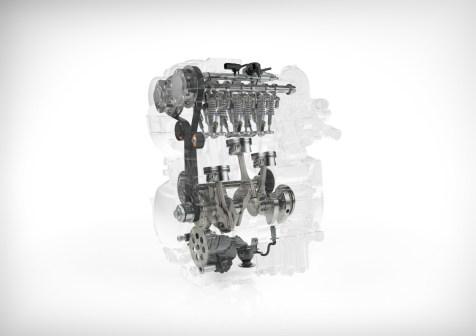 Drive-E 3 cylinder Petrol - interior