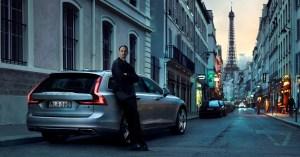 Volvo Cars' new V90 campaign features footballing legend Zlatan Ibrahimović