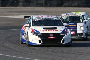 Roberto Colciago (AGS,Honda Civic TCR 2015-TCR #5)