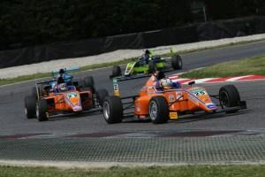 Mauricio Baiz (Kfzteile24 Mucke Motorsport,Tatuus F.4 T014 Abarth #25)