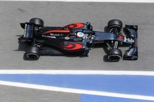 Circuit de Catalunya, Barcelona, Spain.  Friday 13 May 2016. World Copyright: Steven Tee/LAT Photographic ref: Digital Image _X0W3814