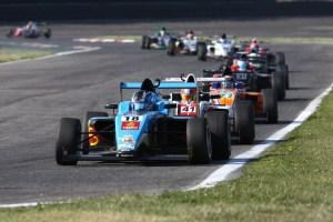 Marcos Siebert (Jenzer Motorsport,Tatuus F.4 T014 Abarth #18)