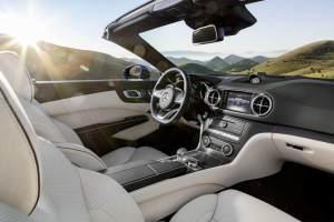 Mercedes-Benz SL, R 231, 2015