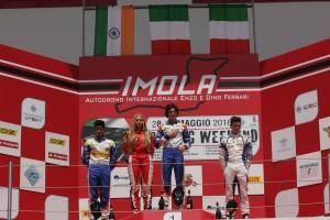 podio_rookie-gara 1 imola