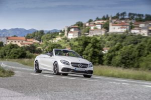 Mercedes-AMG C-Klasse Cabriolet (A205), Press Test Drive Trieste 2016