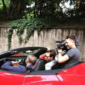 Lapo Elkann Ferrari 1