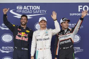 2016 European Grand Prix, Saturday