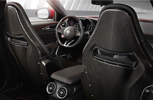 Sparco Seats Giulia 1