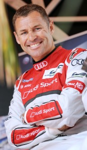 Danish driver Tom Kristensen, eight time